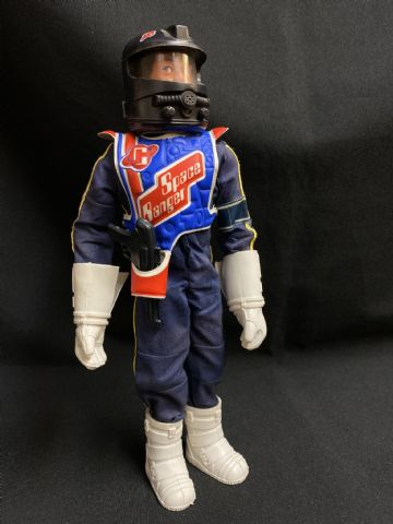 ACTION MAN - TALKING SPACE RANGER CAPTAIN (Ref 5)